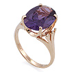 Золотое кольцо с александритом (синтетическим) SL-2270-470 весом 4.67 г  стоимостью 16812 р.